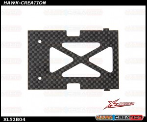 Brushless ESC Mounting Plate  - XL520