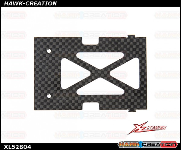 Brushless ESC Mounting Plate  - XL520