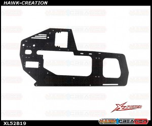 Carbon Fiber Main Frame(L) - XL520