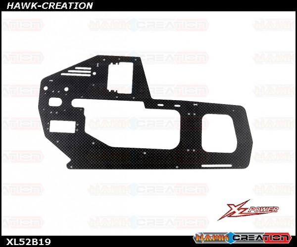 Carbon Fiber Main Frame(L) - XL520