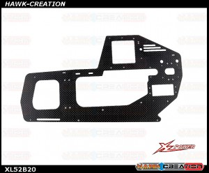Carbon Fiber Main Frame(R) - XL520