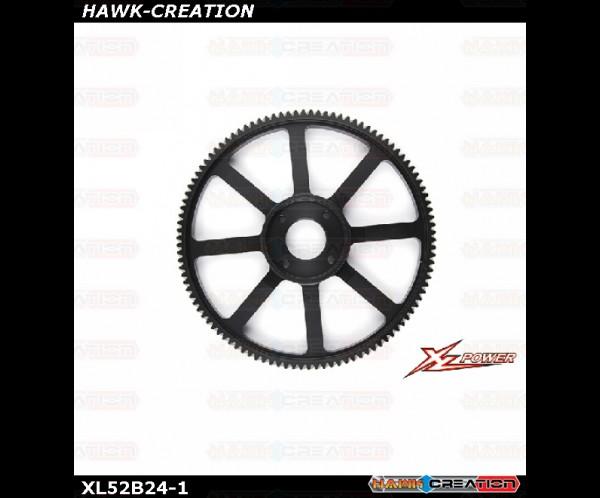 Slant Thread Main Drive Gear/106T  - XL520
