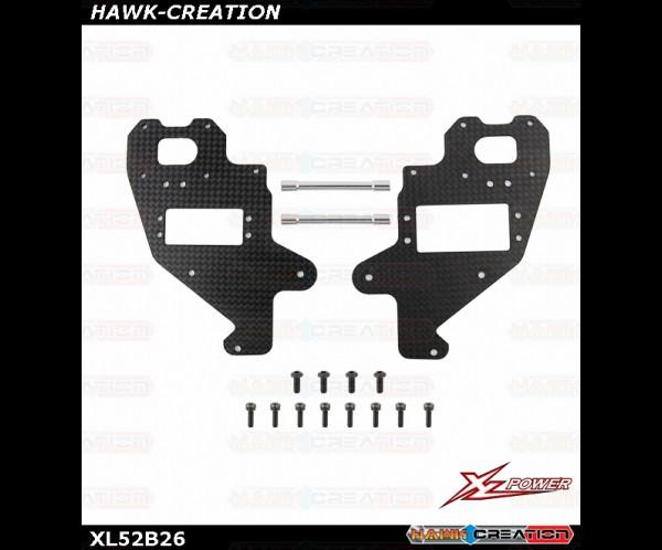 High Strength Carbon Fiber Frame - XL520