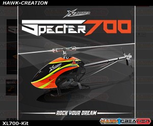 XLPower XL700 Specter700 Kit