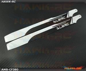ALZ 380mm Carbon Fiber Main Blades