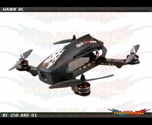 Kylin 250FPV ARF  Worldwide Tracked Airmail shipping