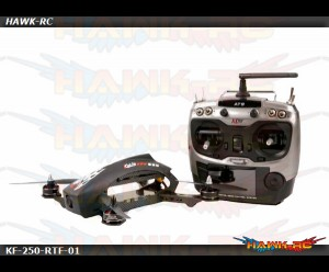 Kylin 250FPV RTF Worldwide Tracked Airmail shipping