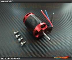 H2221-3980KV 3S Brushless Motor (OXY 3+, 360, 480 Size)