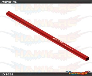 LYNX  Stretch - Tail Boom Spare Red - OXY3
