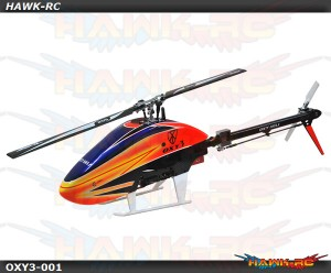 Oxy 3 Helicopter Kit