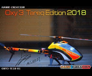 OXY3-TE18 OXY3 Tareq Edition ED18