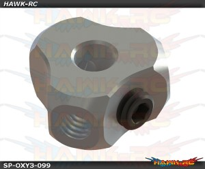 Qube 3 Blade Tail Hub Spare - Oxy3