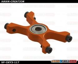 OXY3 TE - Lower Main Shaft Bearing Block, Orange