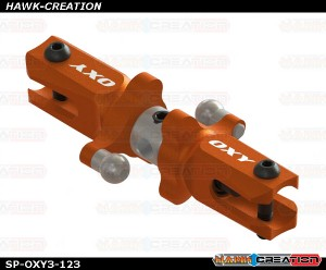 OXY3 TE- Tail Rotor Assy, Orange