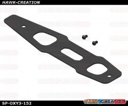 OXY3 Bottom Plate , CF - OXY3 TE