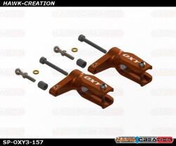 OXY3 - V2 Main Grip - Orange, 2Pcs - Set - OXY3
