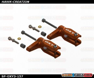 OXY3 - V2 Main Grip - Orange, 2Pcs - Set - OXY3