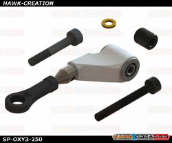 OXY3 - Qube Head Hybrid DFC Arm, Set