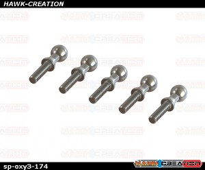 V2 FBL Linkage Ball, Set -OXY3