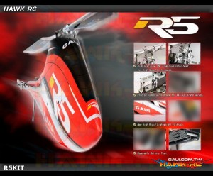 Gaui R5 Kit