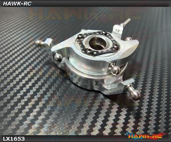 LYNX - LOGO 690SX - Ultra Swash Plate - Silver