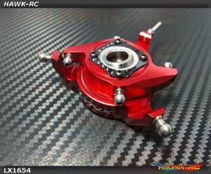 LYNX - LOGO 690SX - Ultra Swash Plate - Red