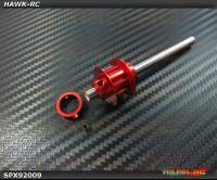 Spedix Metal Tail Belt Wheel Set - LOGO400-500 Series & ALL Integrated Tail Box
