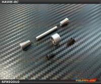 Spedix Metal Tail Belt  Tensioner Wheel(Width=26.5mm) - LOGO550SX/600/SE/SX Series