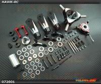 CNC 3 Blades Rotor Head Ass'y (For X7.NX7)