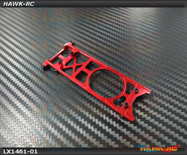 Lynx  - Ultra Bottom Plate - Red - 180CFX