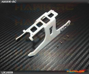LYNX Ultra Flex Landing Gear White - 180CFX