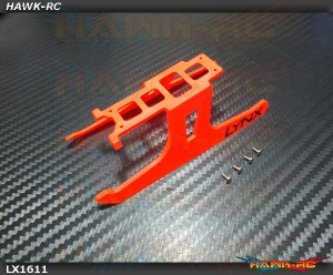 LYNX Ultra Flex Landing Gear Orange - 180CFX