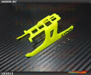 LYNX Ultra Flex Landing Gear Yellow - 180CFX