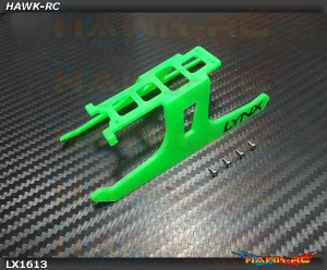 LYNX Ultra Flex Landing Gear Green - 180CFX