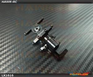 LYNX CNC Front Boom Mount Black - 180CFX