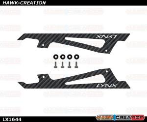 LYNX Ultra Landing Gear Skid Spare - Profile 2 - 180CFX