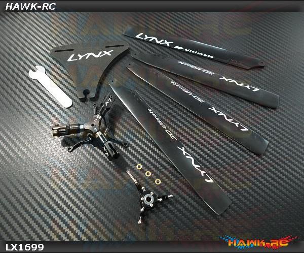 Lynx - 3 Blade Head System Combo - Black - 180CFX