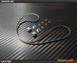LYNX Sport Belt Conversion - 180CFX