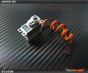 DEKO D1102 Digital Micro Size Servo (0.058s,3.9kg @7.4V) xxx