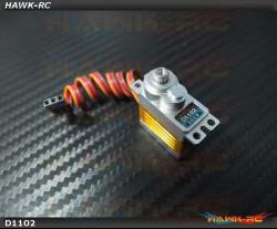 DEKO D1102 Digital Micro Size Servo (0.058s,3.9kg @7.4V)
