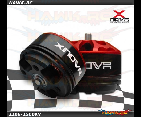Xnova 2206-2500KV supersonic racing FPV motor combo