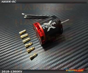 X-NOVA 2618-1360KV Shaft B (Mini Proto)