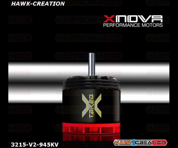 NEW! Xnova TAREQ EDITION 3215-945KV V2 - Shaft B
