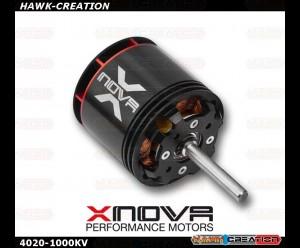 Xnova 4020-1000KV 2Y