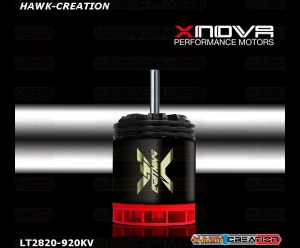 NEW! Xnova Ligtning 2820-920kv - Shaft A