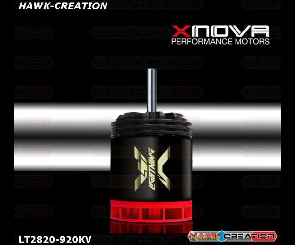 NEW! Xnova Ligtning 2820-920kv - Shaft B