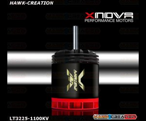 Xnova 3225-1100kv Lightning motor