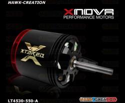"""Xnova Lightning 4530 """"XTareq"""" 550KV Brushless Motor (Shaft A)"""