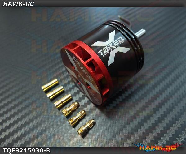 Xnova G-380 TAREQ EDITION-XNOVA 3215-930KV-10P Shaft B