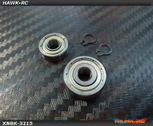 NSK Japan Bearing Kit for 3215
